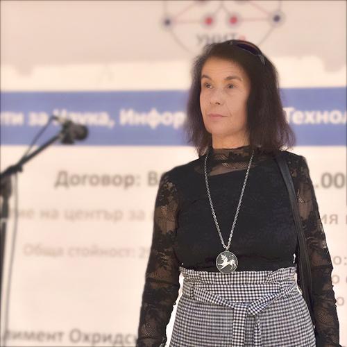 Prof. Dr Ana Proykova